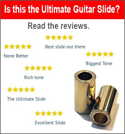 A 12 Bar Blues Slide Guitar Lesson