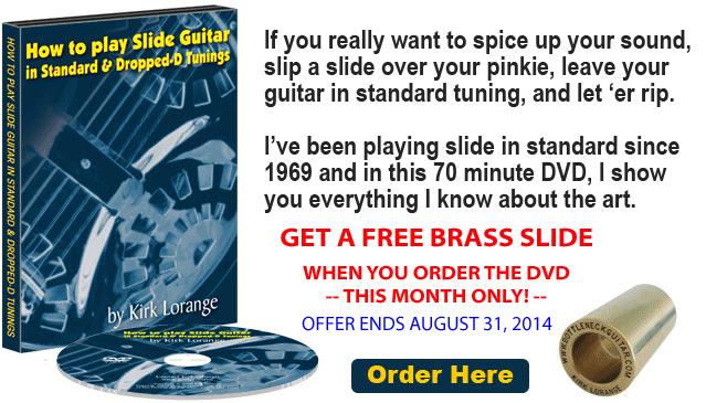 Free Brass slide